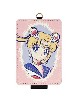 Sailor Moon Ic Card Case Pink Slim 83a Japan by Ebay Seller