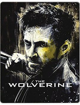 The Wolverine Samurai Limited Edition Fs Steelbooking# Blu Ray Japan by N/A