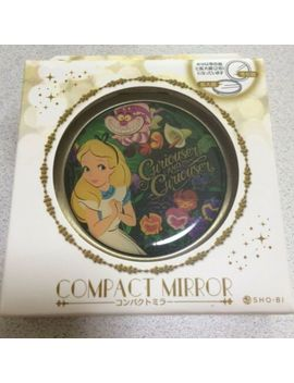 Alice Compact Mirror Shimura × Disney Equal Magnification Enlargement Mirror New by Ebay Seller