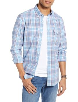 Plaid Sport Shirt by 1901