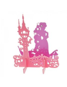 Disney Store Rapunzel Tangled Silhouette Jewelry Cell Phone Stand New F/S Japan by Disney Store