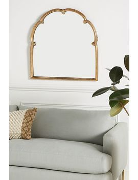 Pirouette Arch Mirror by Anthropologie