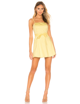 Goldie Mini Dress by The East Order