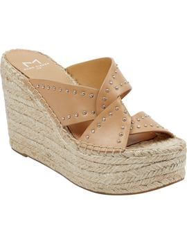 Angelina Espadrille Wedge by Marc Fisher Ltd