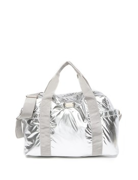 Parachute Nylon Weekend Bag by Madden Girl