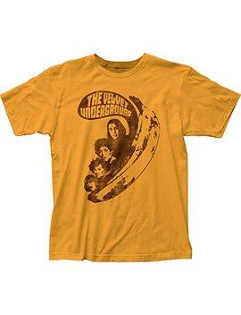 Velvet Underground   Vu Says Soft T Shirt by Impact