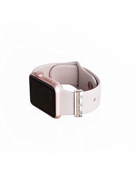 Bytten Mini Glam Stack For Apple Watch (Silver) by Bytten