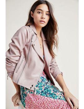 Paige Fontana Leather Jacket by Paige