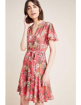 Makena Floral Dress by Ranna Gill