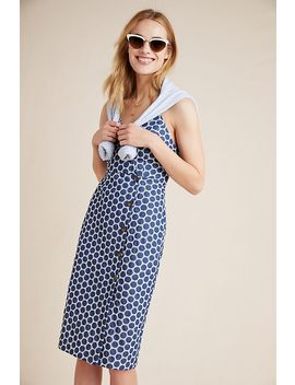 Morin Button Front Dress by Waverly Grey