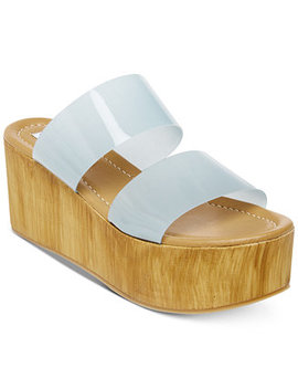 Women's Confession Wedge Sandals by Steve Madden