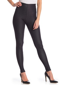 Perfect Control Denim Leggings by Commando
