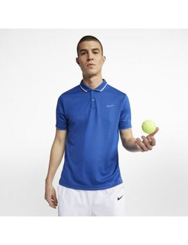 Nike Court Dri Fit Team Men's Tennis Polo. Nike.Com by Nike