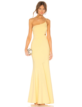 X Revolve Fina Gown by Likely