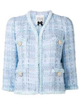 Short Tweed Jacket by Edward Achour Paris