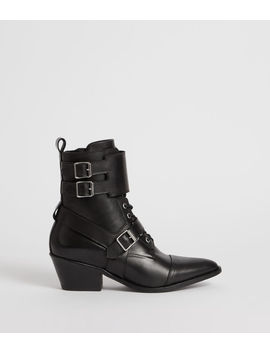 alix-boot by allsaints