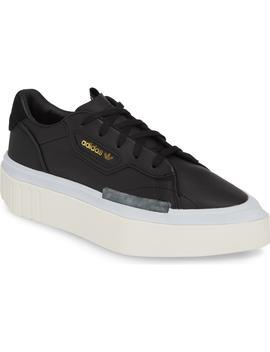 Hypersleek Platform Sneaker by Adidas
