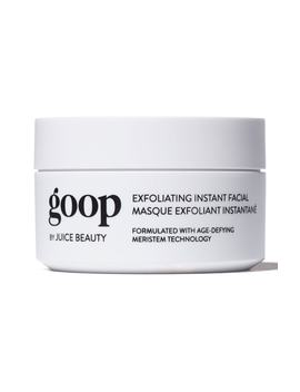 By Juice Beauty Exfoliating Instant Facial by Goop