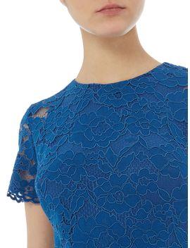 Blondie Short Sleeve Day Dress by Lauren Ralph Lauren