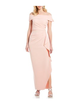 Off Shoulder Gown by Vince Camuto