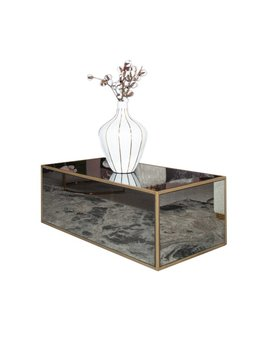 Lana Mirrored Coffee Table by Inspire Me! Home Décor