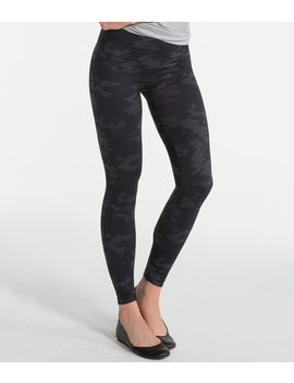 Seamless Camo Leggings by Spanx