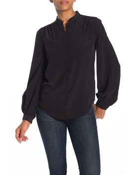 Cornelia Silk Button Down Shirt by Equipment