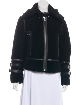 Collared Shearling Jacket W/ Tags by Iro