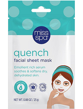 Online Only Quench Facial Sheet Mask by Miss Spa