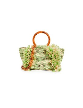 Corallina Santo Domingo Ring Tote by Carolina Santo Domingo