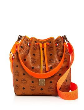 Visetos Crossbody Bucket Bag   100 Percents Exclusive by Mcm