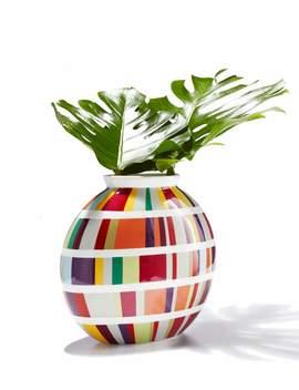 Large Bolla Kaleidoscope Vase by Missoni Home