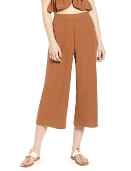 Sophia Wide Leg Crop Pants by Union Bay