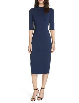 Delora Sheath Dress by Alice + Olivia