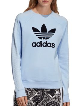 Adidas Originals Women's Strict Clash Crewneck Sweatshirt by Adidas