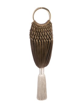 Angelou Tassel Mini Bag by Cult Gaia