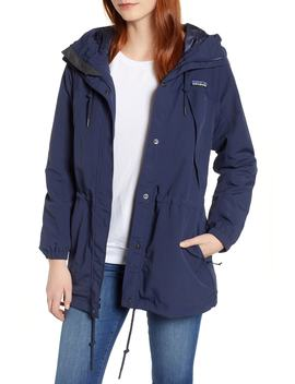 Skyforest Water Repellent Hooded Jacket by Patagonia