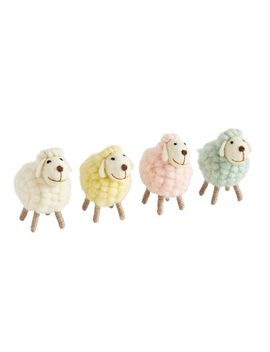 Wooly Fun Lambs by Pier1 Imports