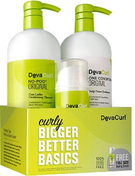 Online Only Curly Bigger Better Basics by Deva Curl