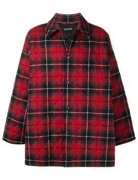 Padded Shirt Jacket by Balenciaga