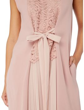 Toscana Lace Detail Dress by Max Mara Studio