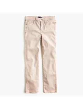 Tall Vintage Straight Jean In Garment Dyed Denim by J.Crew