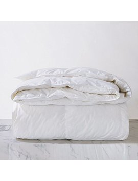 Eastern Accents Luxury Hypoallergenic Down Alternative Comforter, Queen White by Eastern Accents