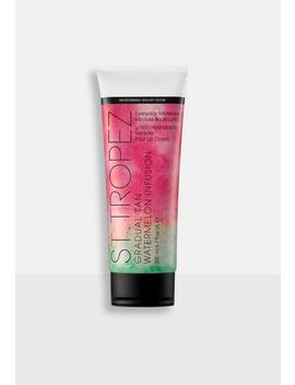 St Tropez Gradual Tan Watermelon Infusion Miracle Body Lotion by Missguided
