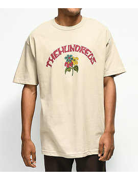 The Hundreds Generation Tan T Shirt by The Hundreds