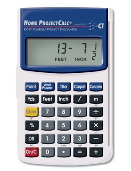 Calculated Industries 8510 Home Project Calc Do It Yourself Project Calculator by Calculated Industries