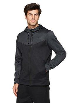 Amazon Brand   Peak Velocity Men's Quantum Fleece Full Zip Loose Fit Hoodie by Peak Velocity