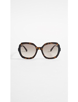 Pr 16 Us Square Sunglasses by Prada