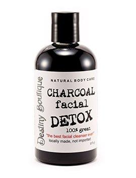 Destiny Boutique Charcoal Facial Detox by Destiny Boutique