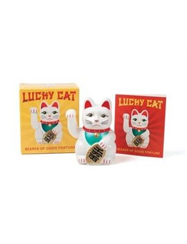 Lucky Cat: Bearer Of Good Fortune by Danielle Selber